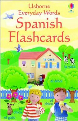 Everyday Words in Spanish. Flashcards - фото книги