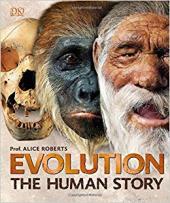 Evolution : The Human Story - фото обкладинки книги