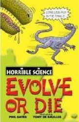 Evolve or Die - фото обкладинки книги