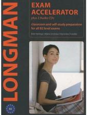 Exam Accelerator Students Book + CD (підручник) - фото обкладинки книги
