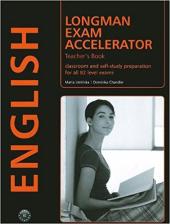 Exam Accelerator Teacher's Book (книга вчителя) - фото обкладинки книги