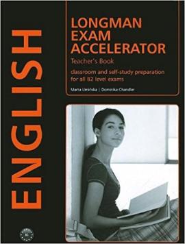 Exam Accelerator Teacher's Book (книга вчителя) - фото книги