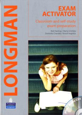 Exam Activator Students Book + CD (підручник) - фото книги