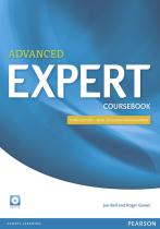 Посібник Expert Advanced 3rd Edition Coursebook with CD Pack (підручник)