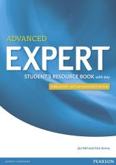 Expert Advanced 3rd Edition Student's Resource Book with Key (підручник) - фото обкладинки книги