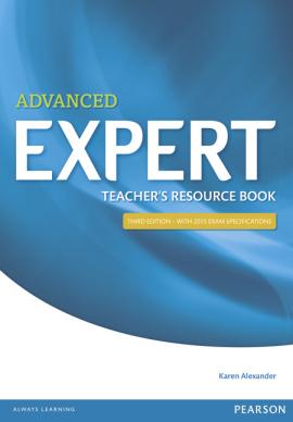 Expert Advanced 3rd Edition Teacher's Book (книга вчителя) - фото книги