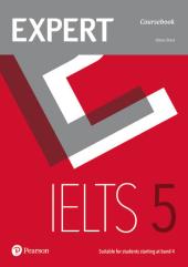 Expert IELTS 5 Coursebook - фото обкладинки книги