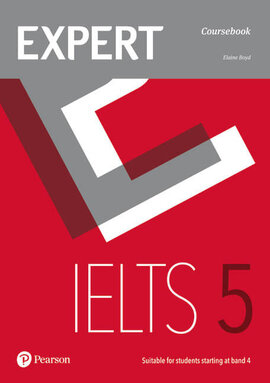 Expert IELTS 5 Coursebook - фото книги