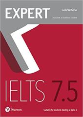 Expert IELTS 7,5 Coursebook - фото обкладинки книги