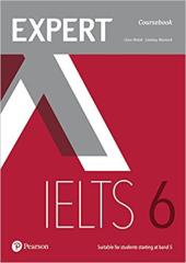 Expert IELTS Band 5 Coursebook w/Online Audio - фото обкладинки книги