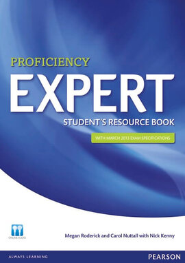 Expert Proficiency Coursebook and Audio CD Pack - фото книги