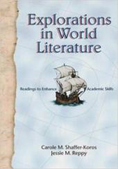 Explorations in World Literature Student's Book - фото обкладинки книги