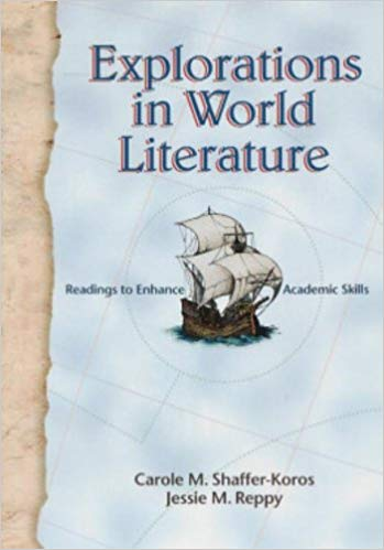 Підручник Explorations in World Literature Student's Book