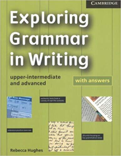 Посібник Exploring Grammar in Writing
