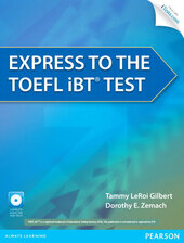 Express to the TOEFL iBT Test with CD-ROM - фото обкладинки книги