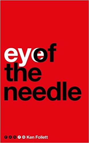 Книга Eye of the Needle