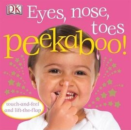 Eyes, Nose, Toes Peekaboo! - фото книги
