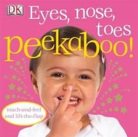 Eyes, Nose, Toes Peekaboo! - фото книги