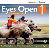 Eyes Open Level 1 Class Audio CDs (3) - фото обкладинки книги