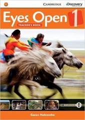 Eyes Open Level 1 Teacher's Book - фото обкладинки книги