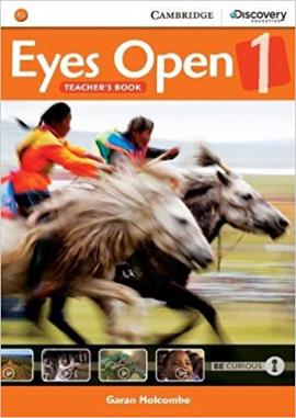 Книга для вчителя Eyes Open Level 1 Teacher's Book