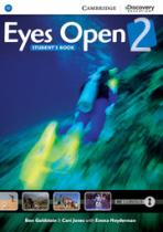 Аудіодиск Eyes Open Level 2 Student's Book