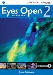 Eyes Open Level 2 Teacher's Book - фото обкладинки книги