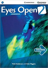 Аудіодиск Eyes Open Level 2 Workbook with Online Practice