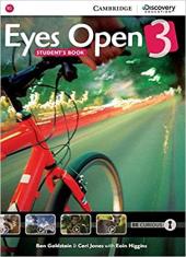 Аудіодиск Eyes Open Level 3 Student's Book with Online Workbook and Online Practice