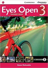 Eyes Open Level 3 Teacher's Book - фото обкладинки книги