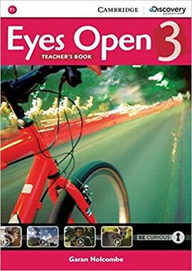 Eyes Open Level 3 Teacher's Book - фото книги