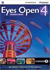 Eyes Open Level 4 Student's Book - фото обкладинки книги
