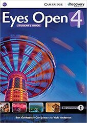Аудіодиск Eyes Open Level 4 Student's Book