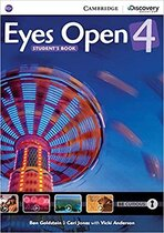 Підручник Eyes Open Level 4 Student's Book