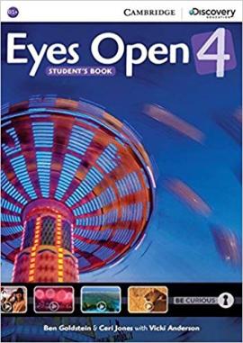 Eyes Open Level 4 Student's Book - фото книги