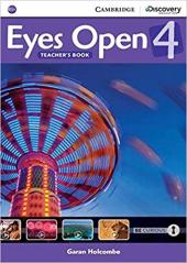 Eyes Open Level 4 Teacher's Book - фото обкладинки книги