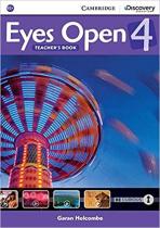 Книга для вчителя Eyes Open Level 4 Teacher's Book