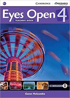 Eyes Open Level 4 Teacher's Book - фото книги