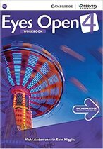 Книга для вчителя Eyes Open Level 4 Workbook with Online Practice