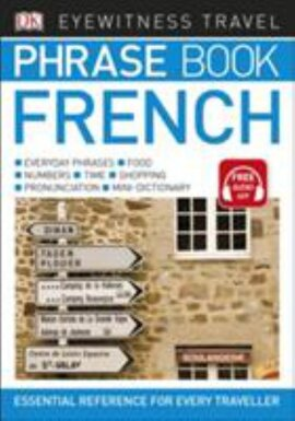 Eyewitness Travel Phrase Book French : Essential Reference for Every Traveller - фото книги