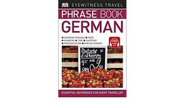 Eyewitness Travel Phrase Book German : Essential Reference for Every Traveller - фото книги