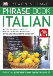 Eyewitness Travel Phrase Book Italian : Essential Reference for Every Traveller - фото обкладинки книги