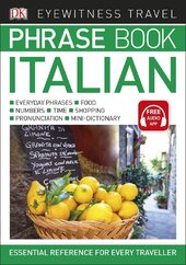 Eyewitness Travel Phrase Book Italian : Essential Reference for Every Traveller - фото обкладинки книги