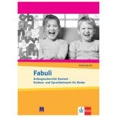 FabuliArbeitsbuch - фото обкладинки книги