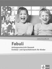 FabuliLehrerhandbuch - фото обкладинки книги