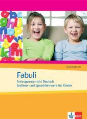 Fabuli. Schlerbuch mit Audio-CD - фото обкладинки книги