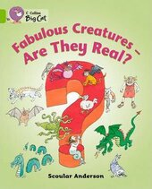 Fabulous Creatures - Are they Real? Workbook - фото обкладинки книги