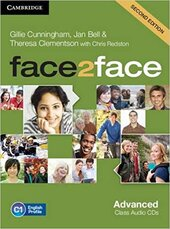 Face2face 2nd Edition Advanced Class Audio CDs - фото обкладинки книги