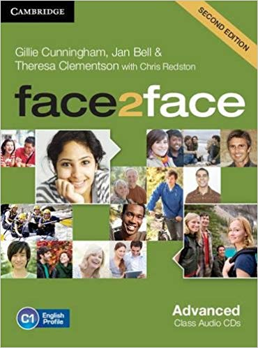 Аудіодиск Face2face 2nd Edition Advanced Class Audio CDs
