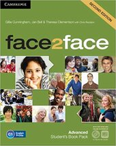 Face2face 2nd Edition Advanced Student's Book with DVD-ROM and Online Workbook Pack - фото обкладинки книги